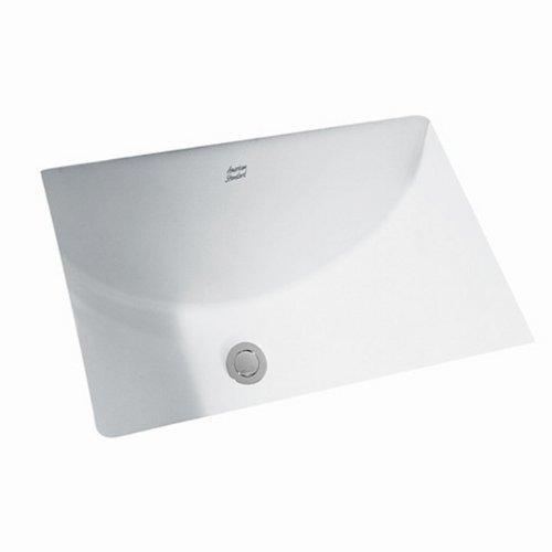 American Standard 0614.300.020 Studio 18 by 12-Inch Undercounter Sink, White