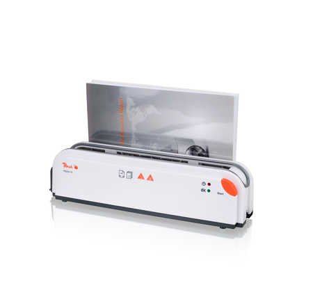 Peach PB200-70 Encuadernadora, DIN A4, color blanco