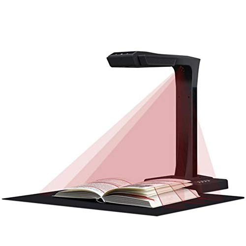 Best Price Premium Book Scanner with OCR Function HD Camera, A3 A4 Document Photo Portable High Spee...