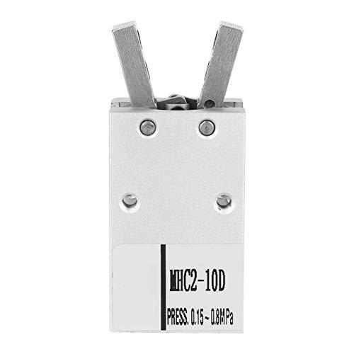 Eddwiin MHC2-10D/16D Cilindro de dedo neumático de pinza de aire estilo paralelo(MHC2-10D)