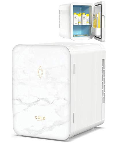COLD Skincare - Skincare Fridge - Storage for Probiotics, Gua Sha, Jade Roller, Cosmetic - Mini...