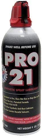 Garage Door Pro 21 Spray Grease Lubricant 9oz Can