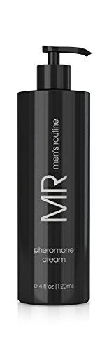 Men's Routine Pheromone Cream 4oz. - The Best Facial Moisturizer for Men, Pheromones For Men