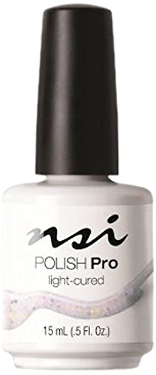 塊地中海製作NSI Polish Pro Gel Polish - Shooting Star - 0.5oz/15ml