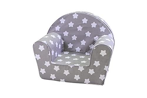 KNORRTOYS.COM KNORRTOYS.COM 68341 Knorrtoys 68341-Kindersessel-Stars White Bild