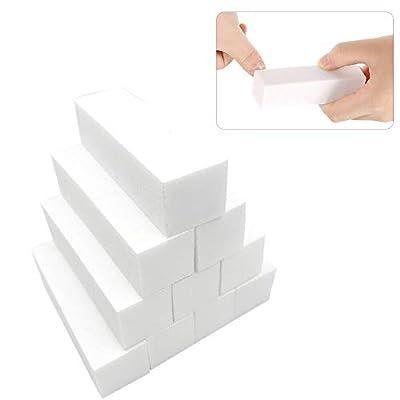 10 Stück Weiß Buffer