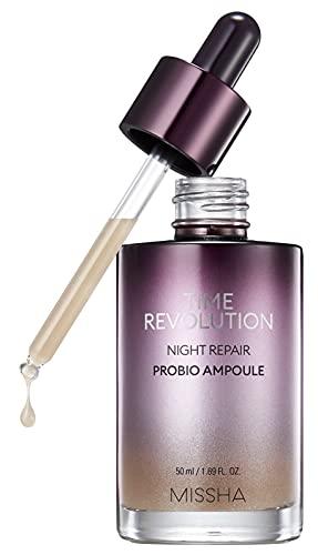 MISSHA Time Revolution Night Repair Probio Ampoule (1.69 FL OZ)