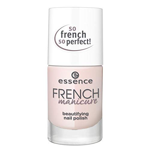 essence French Manicure Beautifying Nagellack NR. 02 - FRENCHS ARE FOREVER 10 ml
