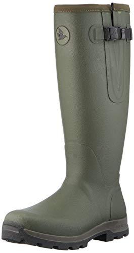 Seeland Men's Noble Stiefel, Dark Olive, 41 EU