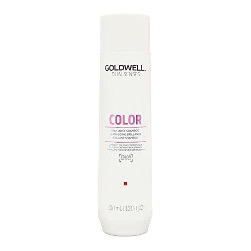 Goldwell Dualsenses Color Brilliance Shampoo 300mL, 12.310405643738976 Oz