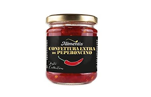 Conserva Italiana Alimentis Confitura extra de chile. Pack 6 X 200G.