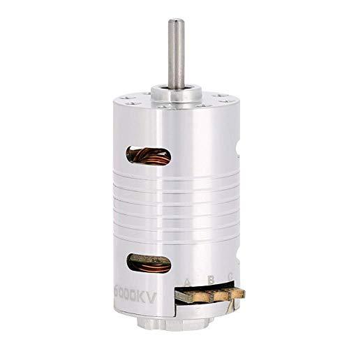Tbest Brushless Motor 10500KV 9500KV 7500KV 6900KV 6000KV for 1//24 1//26 Remote Control Car 6000KV