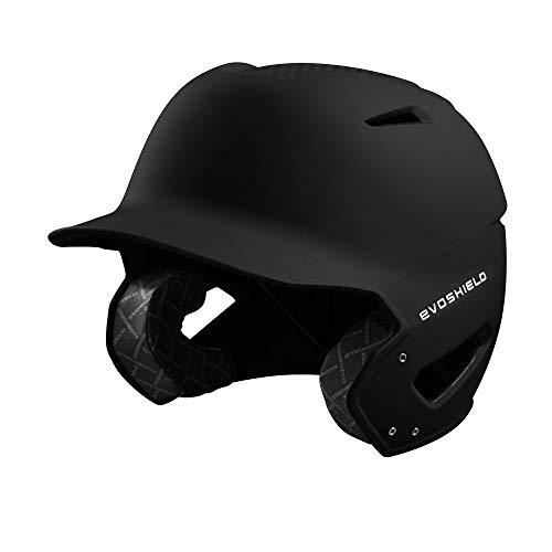 EvoShield XVT Batting Helmet, Black - Youth