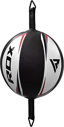 RDX Doppelendball Boxen Boxbirne Doppelter Endgeschwindigkeits-Ball Set Drehwirbel Speedball Punchingbälle (MEHRWEG)