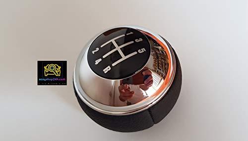 YUCHEN POMELLO Leva Cambio per Mini One Cooper S R52 R53 R50 2001 2005 Impugnatura 5 Marce