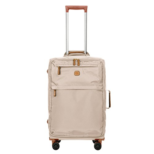 Bric's X-Bag/x-Travel 25 Inch Medium Spinner W/Frame, Papyrus