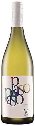 6x 0,75l - 2018er - Paso a Paso - Blanco - Vino de la Tierra de Castilla - Spanien - Weißwein trocken