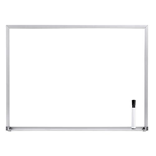 Amazon Basics - Pizarra de borrado en seco, 43,2 x 58,4 cm,