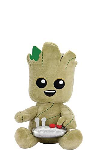 Kidrobot Marvel Guardians of The Galaxy Teen Groot w/ Knöpfen Phunny Plüschtier