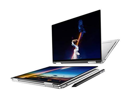 Dell XPS 13 2-in-1 7390, 13.4' 4K UHD+ Touch Screen WLED Display, Intel 10th Gen i7-1065G7, 512GB SSD, 16GB RAM, Intel Iris Plus Graphics, Win 10 Pro Stylus Pen (Renewed)