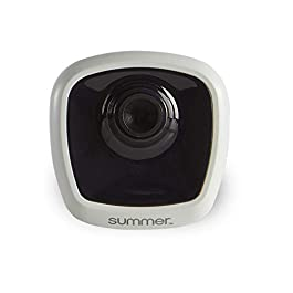 Summer Lookout 5.0-Inch Color Video Monitor with No-Hole PrestoMount