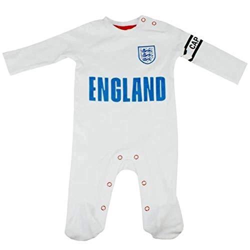Baby Strampler England Football 2019/20, 6-9 Monate