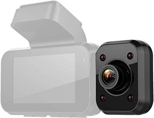 REXING V5 Dash Cam Premium 4K Modular Capabilities 3840x2160@30fps UHD WiFi GPS Car Camera Recorder Sony IMX335 Night Vision, Loop Recording, Parking Monitor, Supercapacitor, Support 256GB Max