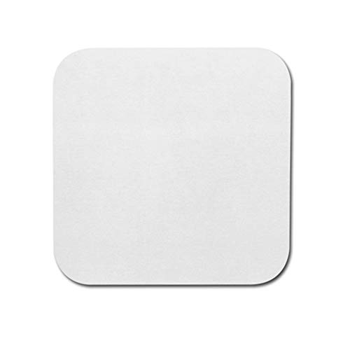 Chnrong Diatomite Soap Dish Fast Water Drying Soap Bar Holder Absorbent Soap Saver Clay Coaster Made from Self-Dry Diatomaceous Earth White