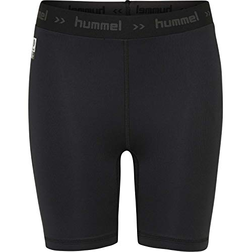 hummel Kinder Tight First Performance Jersey Tight Short 204505 Black 164