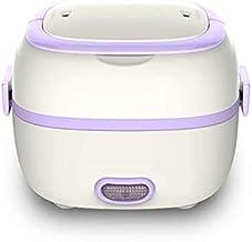 Lunch box à vapeur électrique Chauffe alimentaire portable 220 V tension de mini-pot de cuisson du riz avec la spécificati...