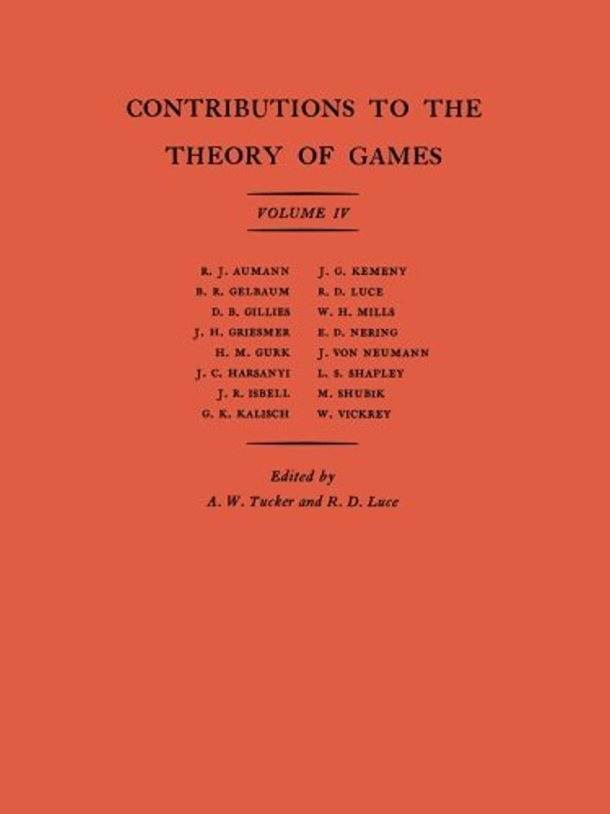 首理論腐敗Contributions to the Theory of Games (Annals of Mathematics Studies)
