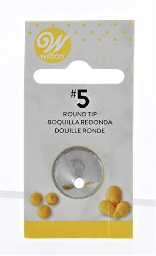 Round Decorating Tip 5