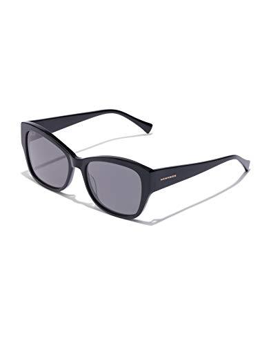 HAWKERS Bhanu Gafas de sol, Negro, Talla única para Mujer