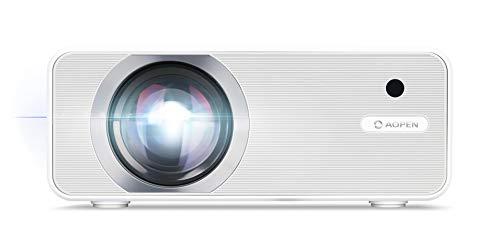 AOpen QH11 powered by Acer (LCD-LED Beamer (720p (1.280 x 720 Pixel) 5.000 Lumen 1.000:1 Kontrast, Keystone, 1x 5 Watt Lautsprecher, HDMI (HDCP), ) Portable / Mobil