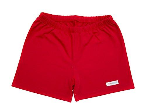 UndieShorts Todo en uno Niñas bajo Pantalones Cortos –Modestia, Menores de Vestido Pantalones Cortos para niñas, Ropa Interior