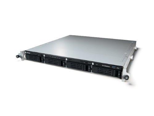 Buffalo TS4400R-EU TeraStation 4400R NAS-Server (4-Bay, Intel Atom D2700 Dual-Core, SATA II, 3x USB 2.0, 2x USB 3.0)