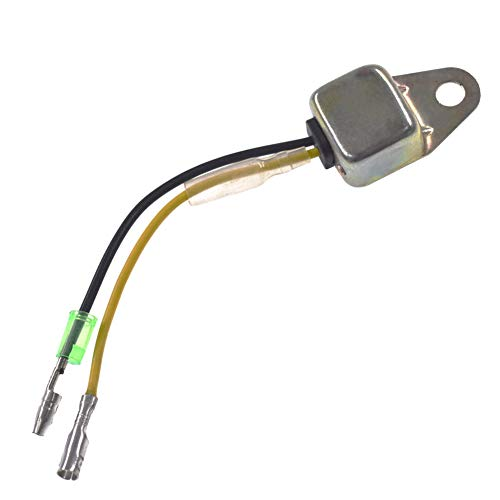 QAZAKY Low Oil Alert Sensor for GX160 GX200 GX240 GX270 GX340 GX390 5.5HP 6.5HP 8HP 9HP 11HP 13HP Engine 34150-ZH7-013 15510-ZE2-043 Motor Generator Water Pump Lawn Mower Trimmer