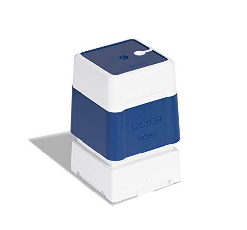 Brother SC2000 Stempel PR3030E, 30 x 30 mm, blau