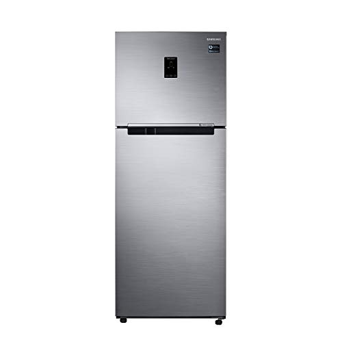 Samsung RT38K5535S9/ES Frigorifero Doppia Porta RT5000K, Total No Frost, 384 L, Platinum Inox