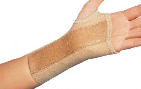 Dj Orthopedics Elastic Wrist Brace Left Small - Model 79-87083 - Each