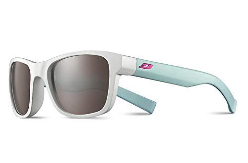 Julbo REACH L - Gafas de sol para niña, color blanco y negro