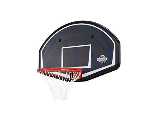 LIFETIME 90065 - Tablero baloncesto ultrarresistente 112x72 cm UV100
