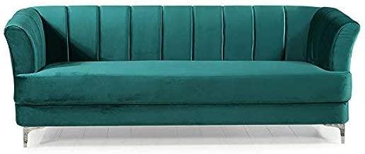 Best green colour sofa Reviews