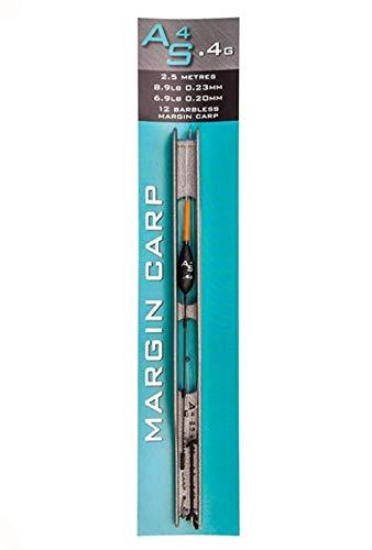 Drennan AS4 Pre Tied Pole Rig For Margin Carp: 0.3g