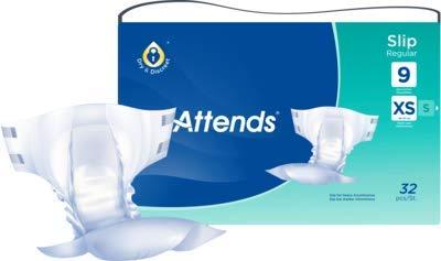 ATTENDS® Slip Regular 9 XS - 32 Windeln