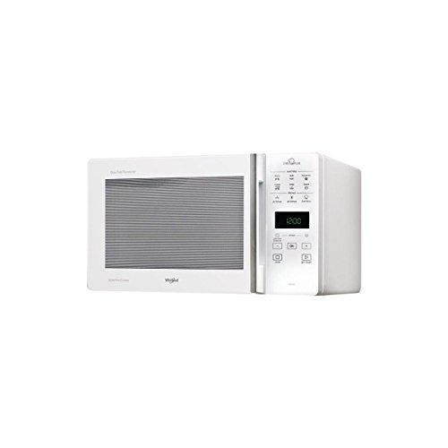 Whirlpool MCP 349/1, WH Horno microondas, Libre instalación, CHEF PLUS, Cavidad de 25 L, MW-Combi, Touch Control Sensor, Potencia MWO 800 W, Potencia Grill 900 W, color blanco