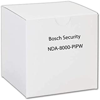 Bosch Security NDA-8000-PIPW