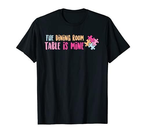 Mesa de comedor Diseño desconcertante Camiseta
