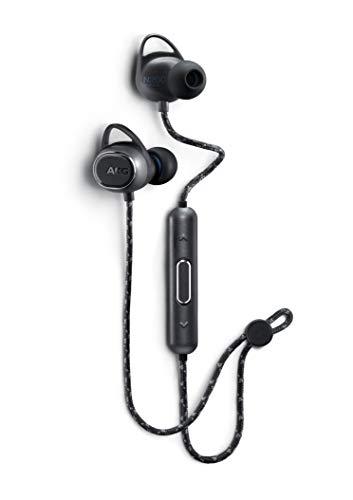 AKG N200 Wireless Bluetooth Earbuds Black (US Version)