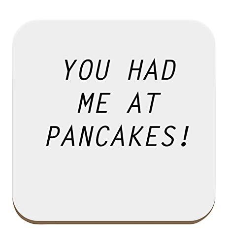 Flox Dessous de verre Creative Single or Sets Available You Had me at Pancakes